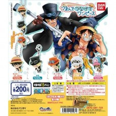 01-92193 One Piece Hanging Mascot Tsumande Tsunagete 200y