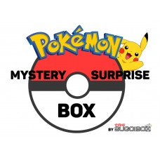 Pokemon Mystery Surprise Box by SugoiBox